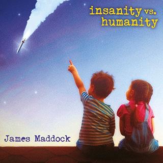 James Maddock's new album