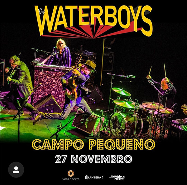 06b7aadc The Waterboys