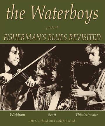 Waterboys The - Fisherman's Blues (+ lyrics) The Waterboys ...