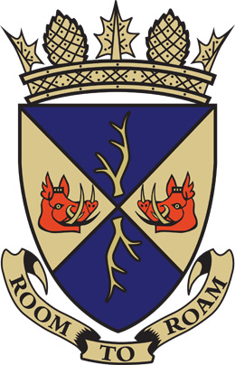 Huntly Coat of Arms