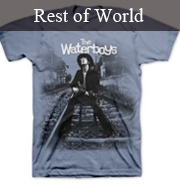 Waterboys Merchandise Store